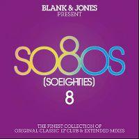 Cover  - Blank & Jones - So80s (SoEighties) 8