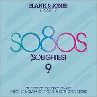 Cover  - Blank & Jones - So80s (SoEighties) 9