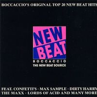 Cover  - Boccaccio - The New Beat Source