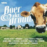 Cover  - Boer zkt vrouw