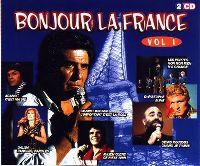 Cover  - Bonjour La France 1