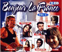 Cover  - Bonjour La France 3