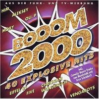 Cover  - Boom 2000 - The First