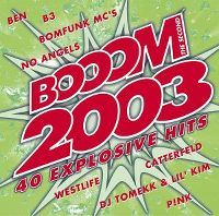 Cover  - Boom 2003 - The Second