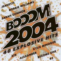 Cover  - Boom 2004 - The First