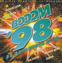 Cover  - Boom '98 - The First