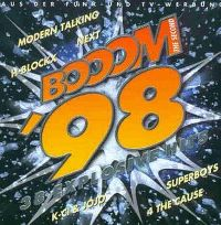 Cover  - Boom '98 - The Second
