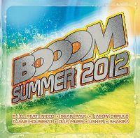 Cover  - Booom - Summer 2012
