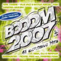 Cover  - Booom 2007 2 - 41 Explosive Hits