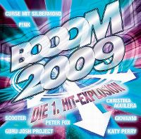Cover  - Booom 2009 - Die 1. Hit-Explosion