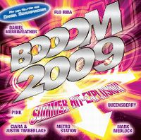 Cover  - Booom 2009 - Summer Hit-Explosion