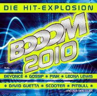 Cover  - Booom 2010 - Die Hit-Explosion