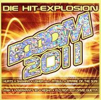 Cover  - Booom 2011 - Die Hit-Explosion