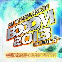 Cover  - Booom 2013 - Die Hit-Explosion - The First
