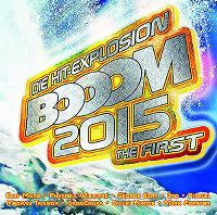Cover  - Booom 2015 - The First
