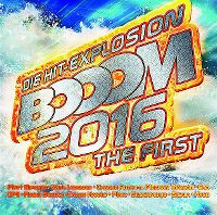 Cover  - Booom 2016 - The First