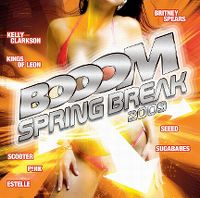 Cover  - Booom Spring Break 2009