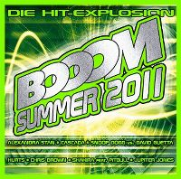 Cover  - Booom Summer 2011 - Die Hit-Explosion