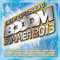 Cover  - Booom Summer 2013 - Die Hit-Explosion