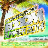Cover  - Booom Summer 2014 - Die Hit-Explosion