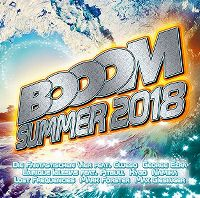 Cover  - Booom Summer 2018