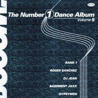 Cover  - Booom! The Nr. 1 Dance Album Vol. 5