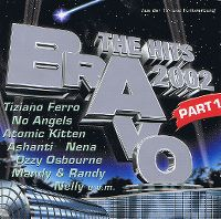 Cover  - Bravo - The Hits 2002 Part 1