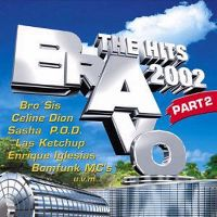 Cover  - Bravo - The Hits 2002 Part 2
