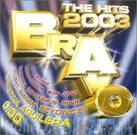 Cover  - Bravo - The Hits 2003