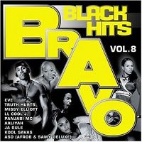 Cover  - Bravo Black Hits Vol. 8
