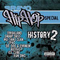 Cover  - Bravo Hip Hop Special History 2