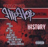 Cover  - Bravo Hip Hop Special History