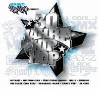 Cover  - Bravo HipHop presents 30 Jahre Hip Hop