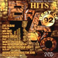 Cover  - Bravo Hits - Best Of 92