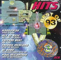 Cover  - Bravo Hits - Best Of 93