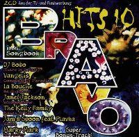 Cover  - Bravo Hits 10