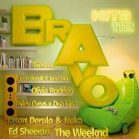 Cover  - Bravo Hits 112