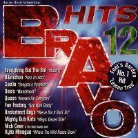 Cover  - Bravo Hits 12