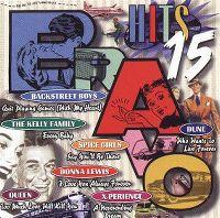 Cover  - Bravo Hits 15