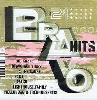Cover  - Bravo Hits 21