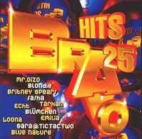 Cover  - Bravo Hits 25