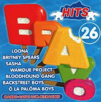 Cover  - Bravo Hits 26