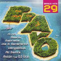 Cover  - Bravo Hits 29