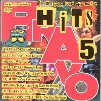 Cover  - Bravo Hits 5