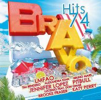 Cover  - Bravo Hits 74