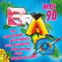 Cover  - Bravo Hits 90
