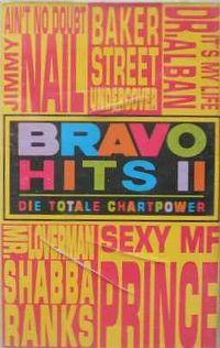 Cover  - Bravo Hits II