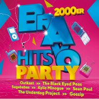 Cover  - Bravo Hits Party - 2000er