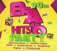 Cover  - Bravo Hits Party - 90er