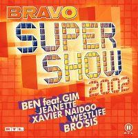 Cover  - Bravo Super Show 2002